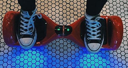 Hyperwalk